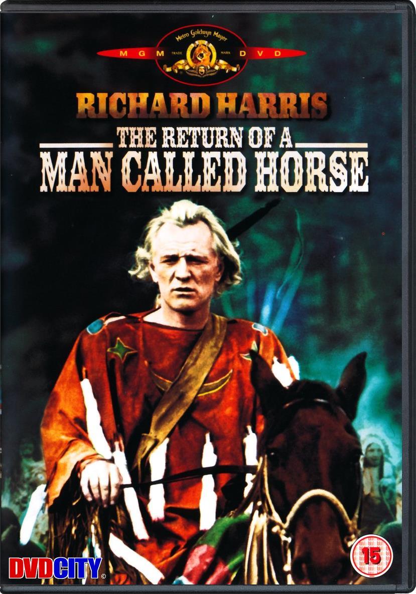 manden de kaldte hest vender tilbage